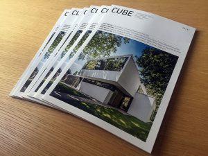 eins:eins architekten hamburg - cube