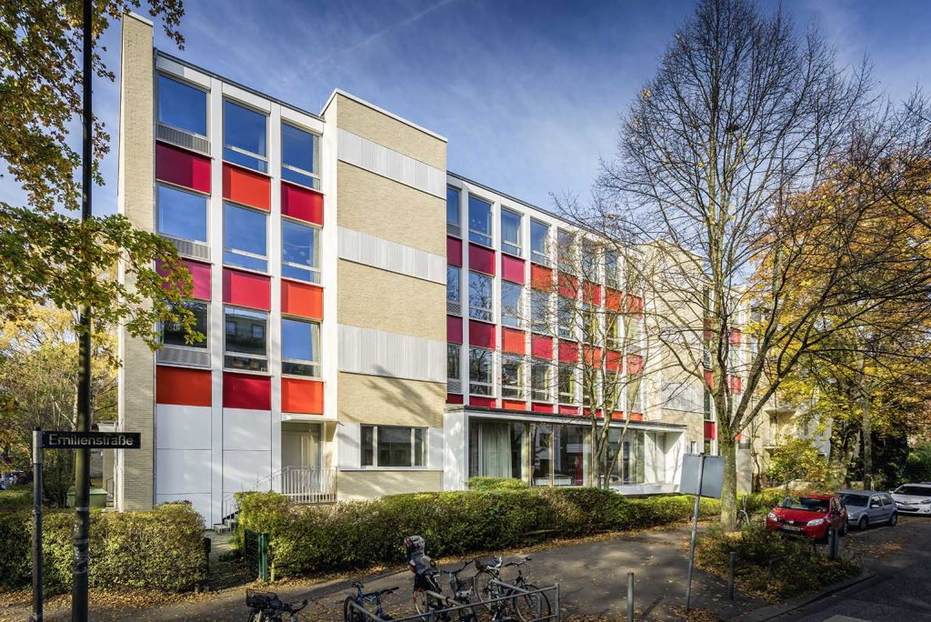 eins:eins architekten hamburg - Umbau und Sanierung Grundschule Tornquiststraße