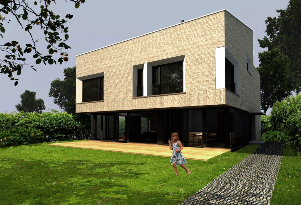 eins:eins architekten hamburg - Wohnhaus am Westerpark