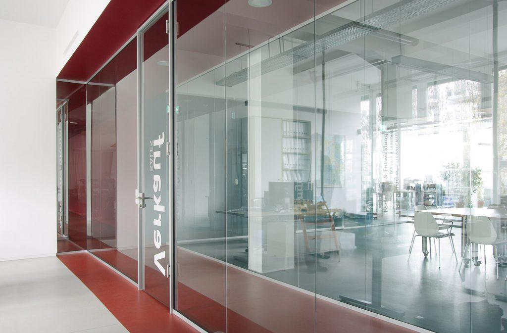 eins:eins architekten hamburg - Technisches Labor