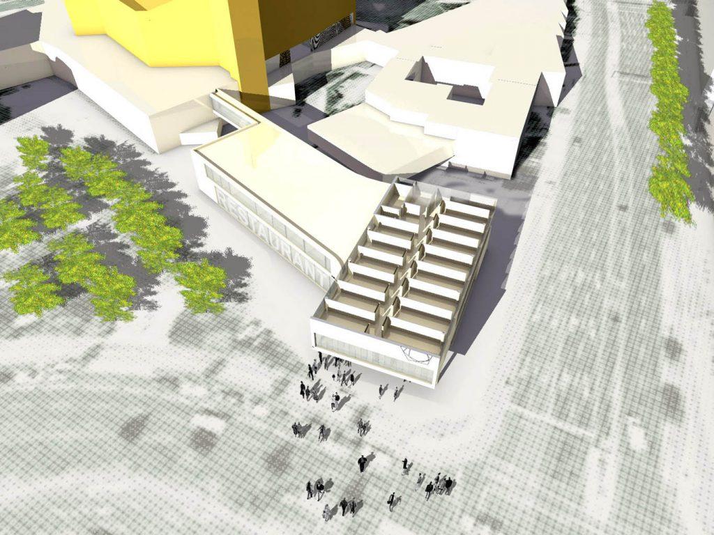 eins:eins architekten hamburg - Erweiterung der Berliner Philharmonie