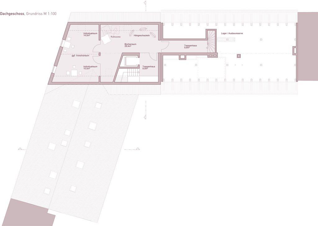 eins:eins architekten hamburg - Kindertagesstätte
