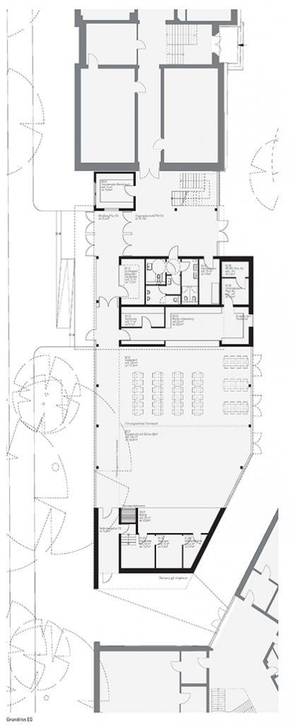 eins:eins architekten hamburg - Grundschule Rotenhäuser Damm