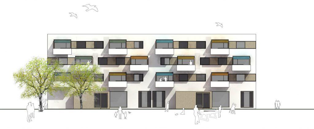 eins:eins architekten hamburg - Weltquartier Wilhelmsburg