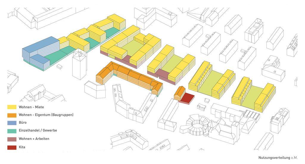 eins:eins architekten hamburg - Mesterkamp
