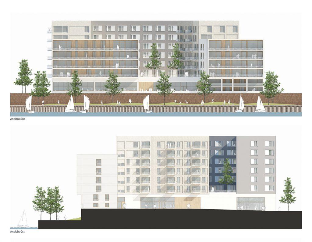 eins:eins architekten hamburg - Quartier der Generationen