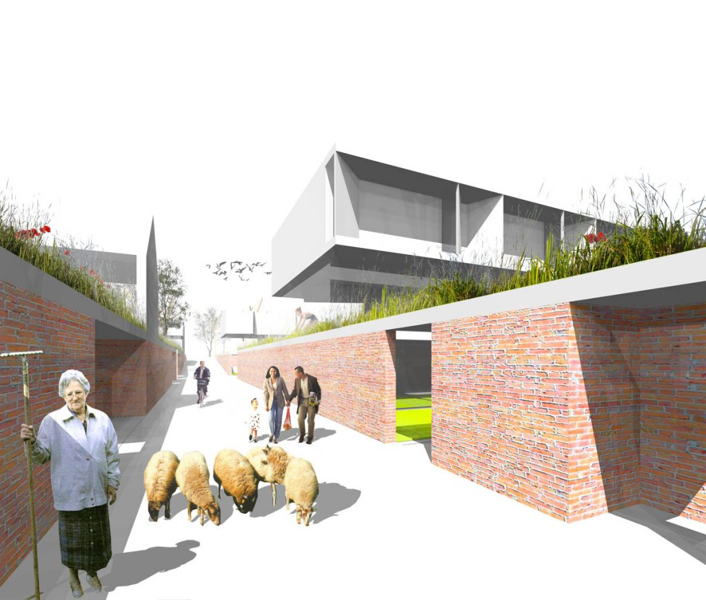eins:eins architekten hamburg - Wohnen im suburbanen Raum