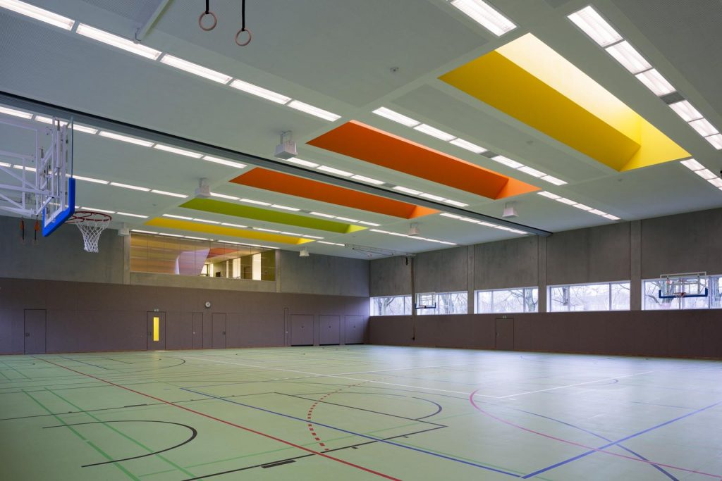 eins:eins architekten hamburg - Sprach- und Bewegungszentrum