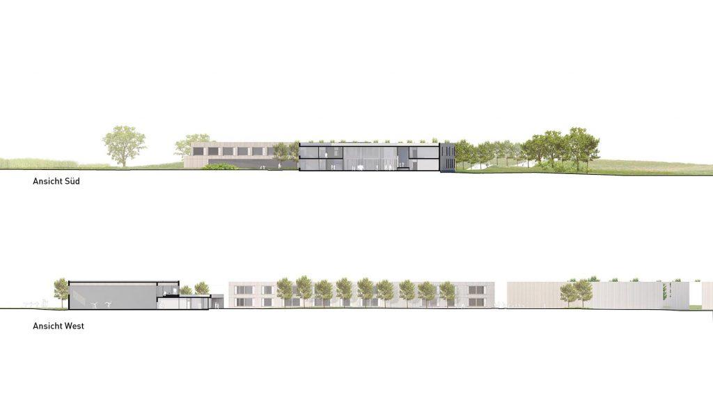 eins:eins architekten hamburg - BildungsCampus Zarrentin