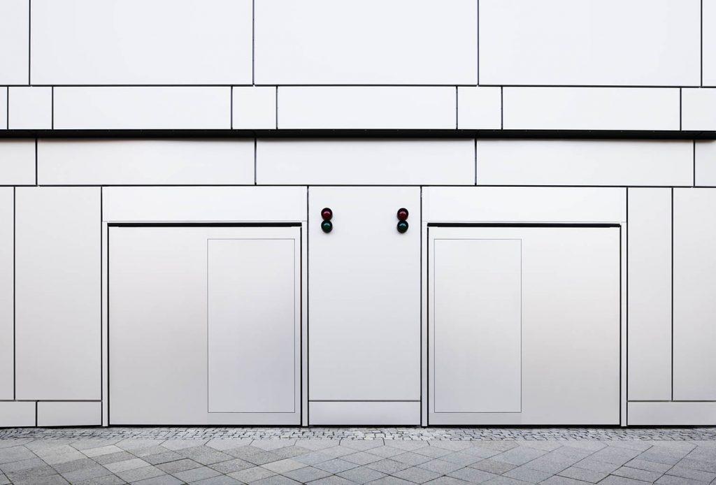 eins:eins architekten hamburg - Bürohaus P88