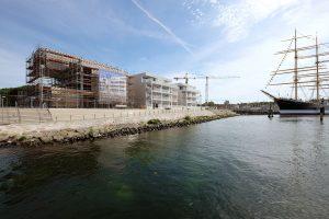 eins:eins architekten hamburg - Priwall-Waterfront