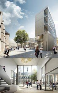 eins:eins architekten hamburg - Eins Zu Eins / Antoniter Quartier
