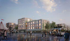 eins:eins architekten hamburg - Kreativwirtschaftszentrum Perspektive 2
