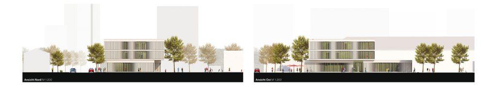eins:eins architekten hamburg - Zentrum für Sprache und Bewegung