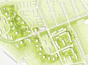 eins:eins architekten hamburg - 17EIS Lageplan