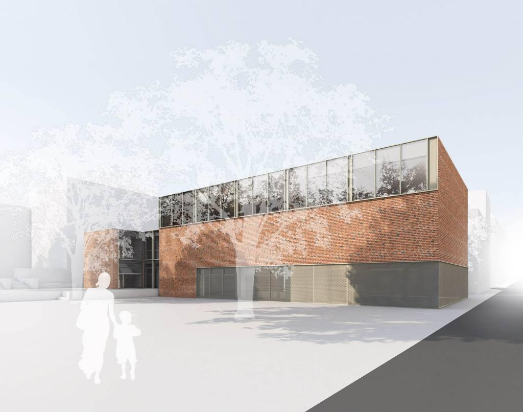 eins:eins architekten hamburg - Muhliusschule