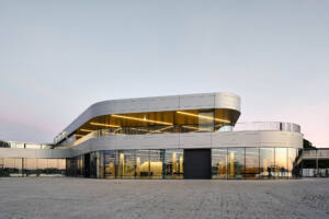 eins:eins architekten hamburg - Kreuzfahrtterminal Ostseekai Kiel