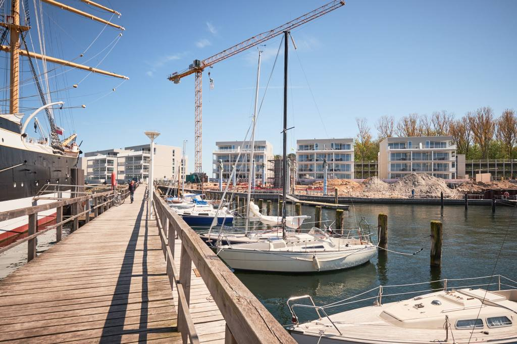 eins:eins architekten hamburg - Priwall Waterfront