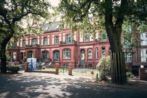 eins:eins architekten hamburg - Stadthaus 9a