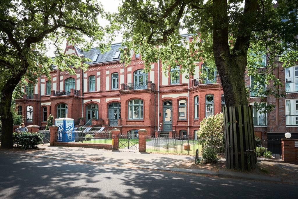 eins:eins architekten hamburg - Stadthäuser Sierichstraße