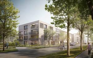 eins:eins architekten hamburg - EINSZUEINS / Oxpark