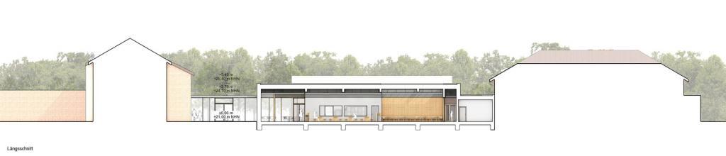 eins:eins architekten hamburg - Mensa Gelehrtenschule