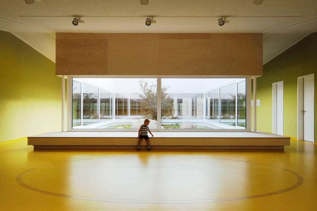 eins:eins architekten hamburg - Montessori Kindergarten