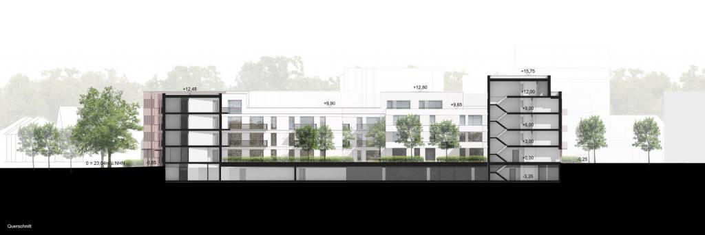 eins:eins architekten hamburg - Wohnen am Sportplatzring