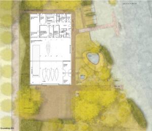 eins:eins architekten hamburg - Schwanenquartier Grundriss EG
