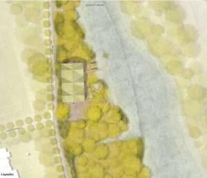 eins:eins architekten hamburg - Schwanenquartier Lageplan